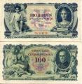 100 Крон. Чехословакия