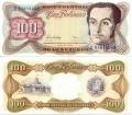 100 Боливар. Венесуэла.