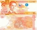 20 Песо.Филипины.